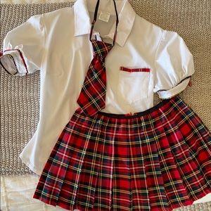 Catholic School girl costume